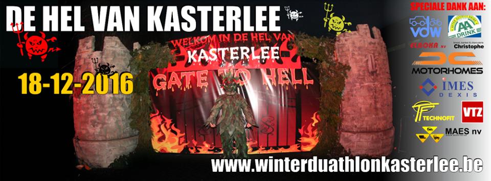 Winterduathlon Kasterlee 2016